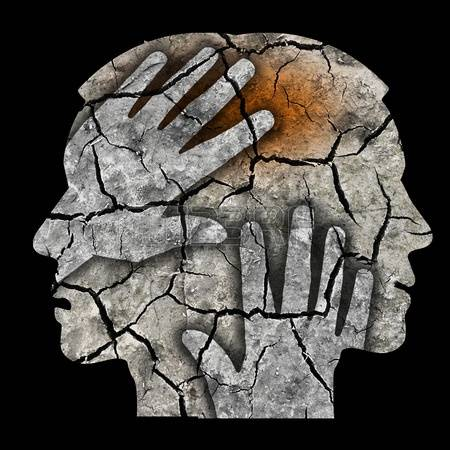 59845059-schizophrenia-male-head-silhouette-man-holding-his-head